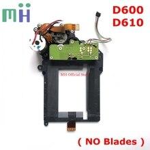 Tweede Hand Voor Nikon D610 Shutter Unit Met Motor (Geen Mes) voor Nikon D600 Camera Vervanging Onderdeel