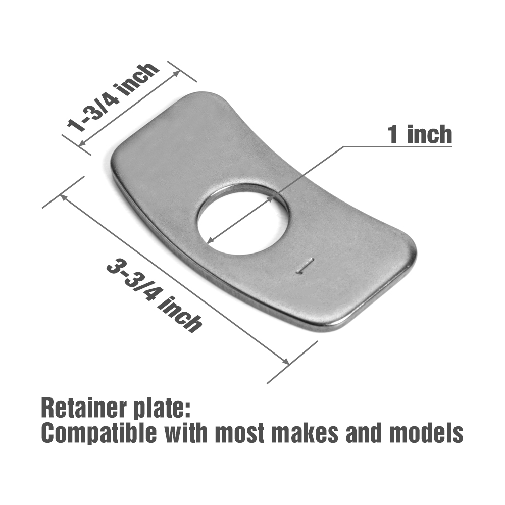 Retainer Plate