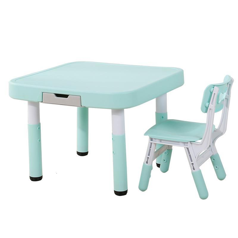 Chaise Mesinha Kindertisch Cocuk Masasi And Chair Tavolino Bambini Kindergarten Bureau Enfant Mesa Infantil Study Kids Table