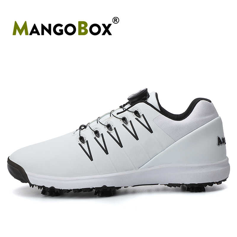 New Luxury Brand Mens Golf Shoes Good
