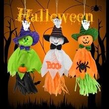 METABLE 3 Color Scarecrow Horror Ghost Pendant Halloween Party Bar Decor Decoration Supplies