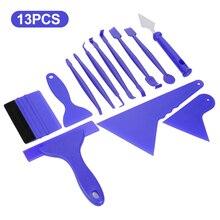 Scraper-Kit Car-Wrapping-Tools Plaste-Accessories Car-Film 13/21pcs