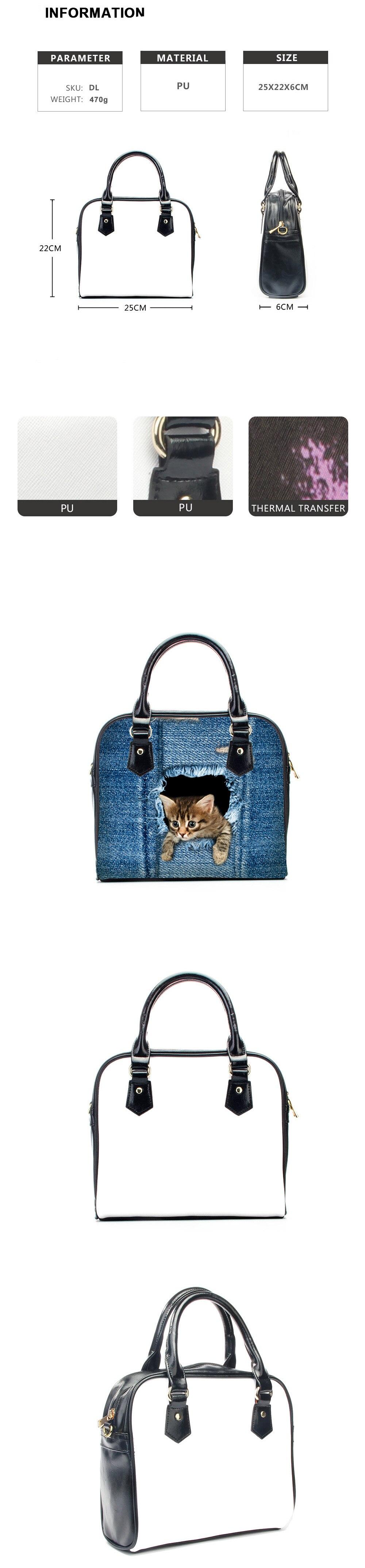 bolsas para as mulheres de luxo couro