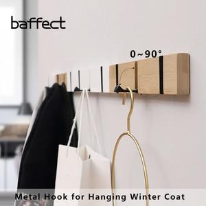 Wood Wall Hanger Coat Hooks Ke