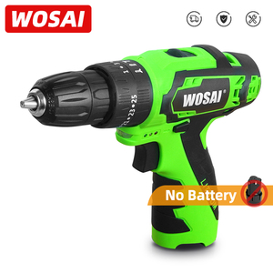 WOSAI 12V Impact Electric Drill No battery WS-2012 12V MT-SER