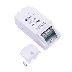 Беспроводной смарт-переключатель SONOFF, двойной 2ch Wi-Fi, 15A 2500 Вт/2 Gang 10A 2200 Вт/1 Gang SONOFF IP66 водонепроницаемый чехол SONOFF Dr Din Rail Tray