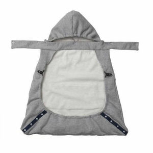 Pudcoco Brand Baby Warm Wrap Sling Cover Grey Windproof Cloak Blanket Baby Carrier Funtional Winter Cover