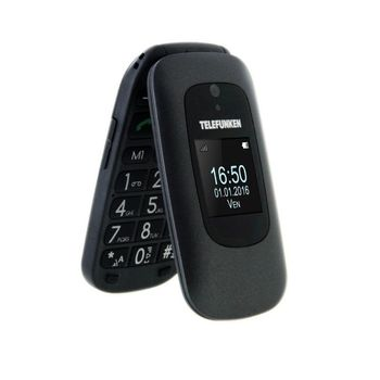 Telefunken TM 250 Izy bi-band Black