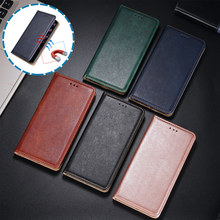 Luxury cover For On Huawei Y6 Prime Pro 2019 2018 2017 business leather case For Huawei Y 6 Prime 2019 Y6S case bag(China)