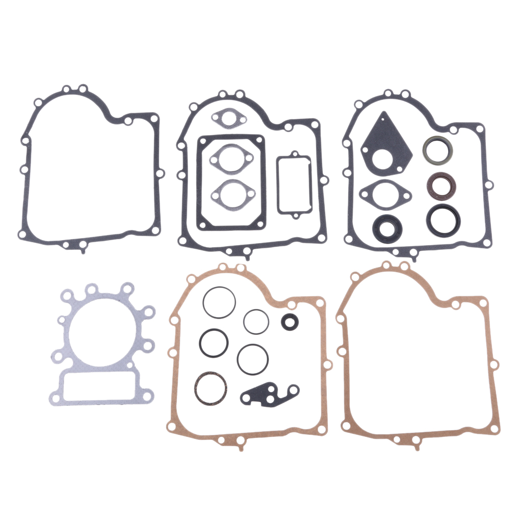 Motor/Motor Dichtung Kit Montage Fit oder Briggs & Stratton 495993 Heavy Duty