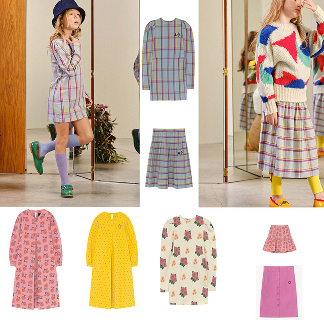 Girl Dress 2020 TAO Brand Autumn Winter New Cartoon Cotton Long Sleeve Kids Baby Girl Clothes Toddler Baby Christmas Dresses 1