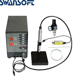 SWANSOFT 100W Stainless Steel Spot Laser Welding Machine Automatic Numerical Control Touch Pulse Spot Argon Arc Weld-er