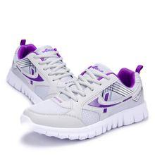 Trampki damskie buty do biegania 2021 nowa modna siatka oddychające damskie buty sznurowane solidne damskie trampki buty sportowe na co dzień kobieta tanie tanio DUOYANG WOMEN LIFESTYLE Stabilność Odkryty lawn Początkujący Dla dorosłych Mesh (air mesh) Średnie (b m) Niskie 18-LYD183