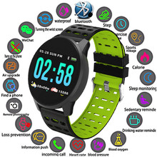 New Sport Smart Watch Men Women Blood Pressure Heart Rate Monitor Waterproof Activity Fitness tracker Smartwatch GPS Android ios