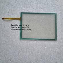 TK6050IP MT6050I Painel de vidro da tela de Toque original Novo JZRCR-NPP01B-1 Touch Pad