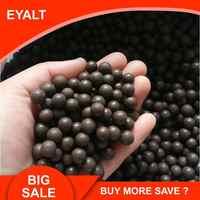 200 PCS Slingshot Fishing Bearing Mud Fishing Hunting Ammunition Ammo Clay Eggs Ball BB Paint ball Mud Paint ball