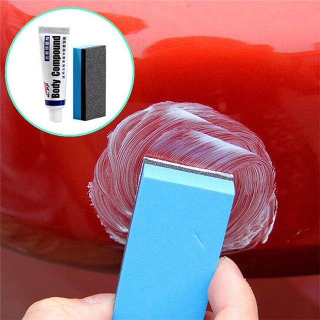 Car Scratch Repair Kit Auto Body Compound Polishing Grinding Paste Paint Care Set Auto Accessories Car Wax 2
