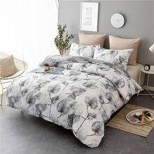 Adorehouse 3 шт постельных комплектов печатных постельное белье
