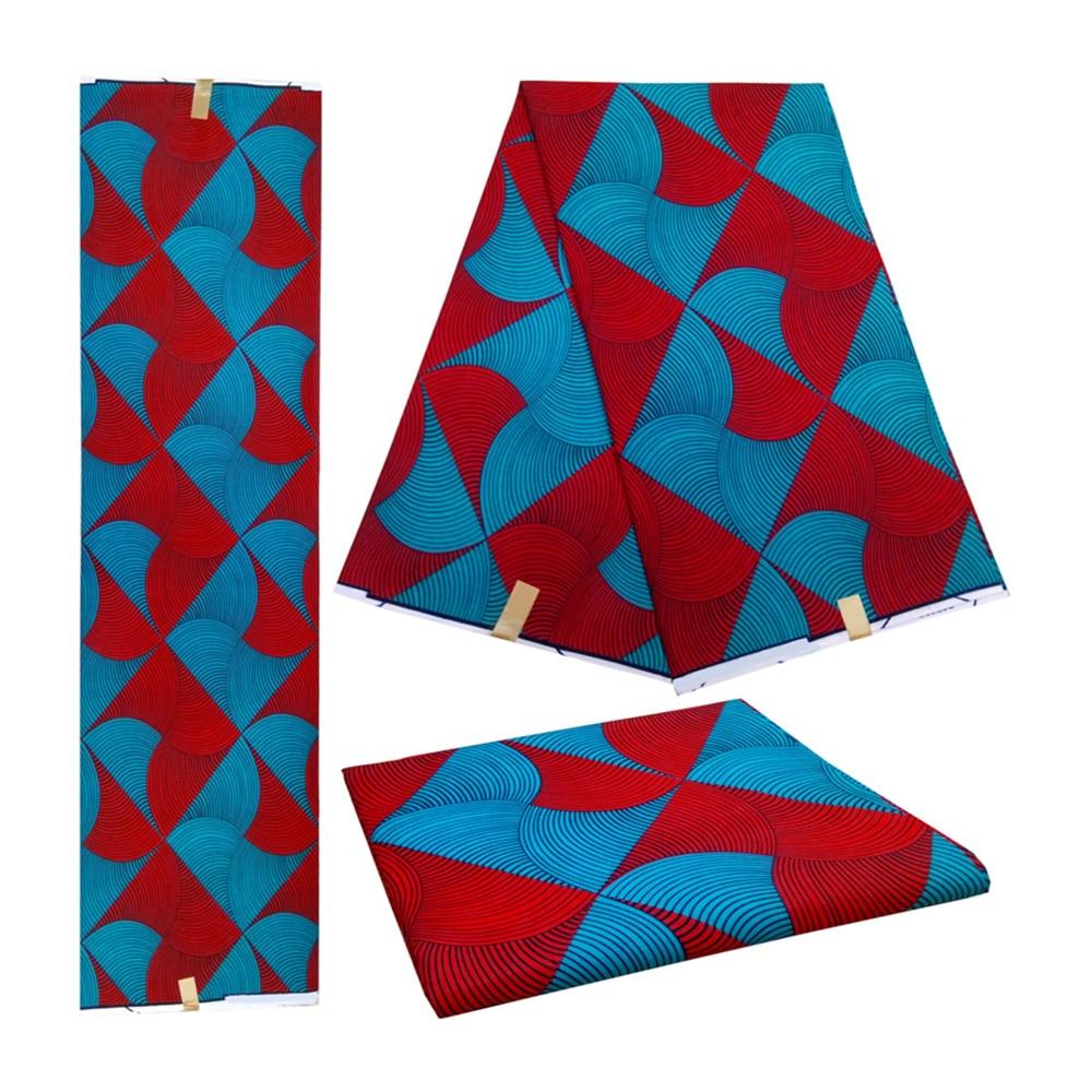 Original Real Wax African Print Fabric Ankara African Wax Print Fabric For Dresses Wax Fabric 2019 Ankara Fabric Wholesale