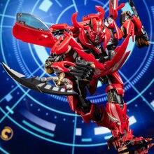 Nova transformação BS-01 superdimensionados ko aat dino filme 3 robô figura de ação brinquedos