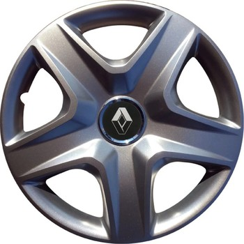 Renault Clio Hubcaps for 15 inches Wheel Cover Set of 4