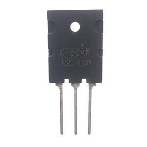 Image 1 - 5 قطعة CT60AM 18F إلى 264 CT60AM 18B CT60AM 18C أو CT60AM 20 TO264 60A 900V معزول بوابة القطبين الترانزستور التوصيل المجاني