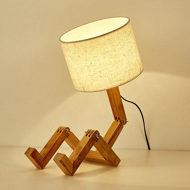 Robot Desk Lamp 1