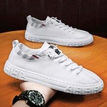 Qualidade de couro masculino tênis casuais confortáveis sapatos homem unisex sapatos caminhada ao ar livre sapatos masculinos zapatos de hombre777