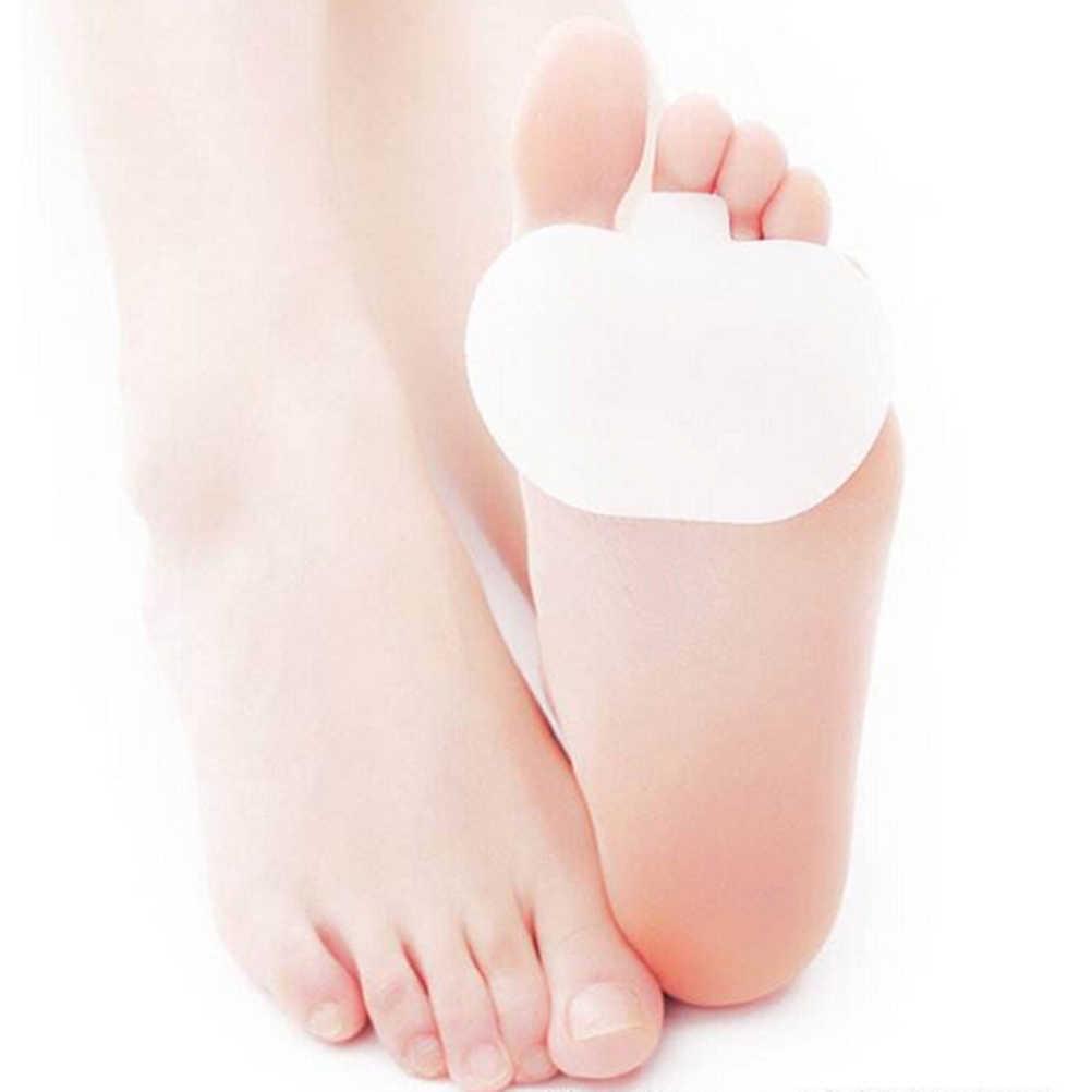 Chaussures à talons hauts coussins avant-pied semelle intérieure en Gel de Silicone orthèses demi-cour semelles intérieures de soins des pieds 2 couleurs 1 paire