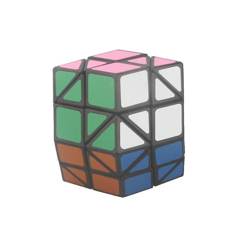 [الأزرق 12 محور 12 المعين] اثني عشر محور اثني عشر المعين شكل خاص لغز لعبة مكعب سحرية