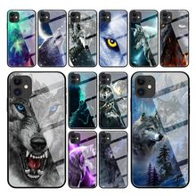 Wolf Animal Case for iPhone 11 Pro Max X
