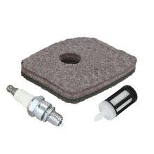 Воздушный топливный фильтр свеча зажигания для STIHL BG56 BG66 BG86 SH56 SH86 части крепления