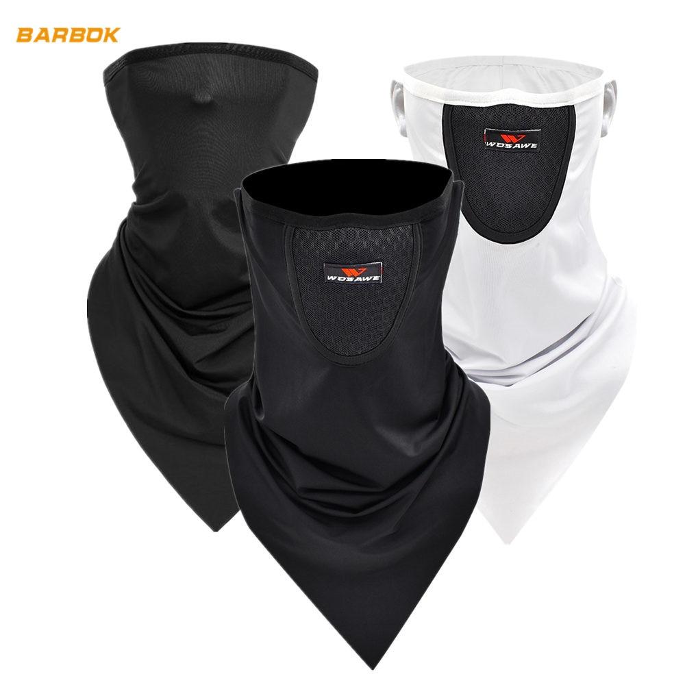 3D Triangle Motorcycle Mask Bandana Magic Neck Scarf Moto Bicycle Cycling Windproof Headwear Motorbike Balaclava Face Shield