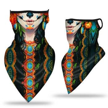 Magic Scarf Mouth Face Bandana Reusable Cheap Cloth Mask Sports Cover  Sunscreen Sun Protective Dropshipping - discount item  45% OFF Scarves & Wraps