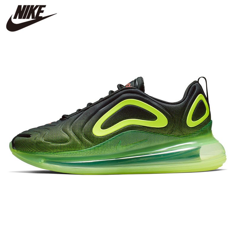 NIKE AIR MAX 720 Men Running Shoes Green Cushion Footwear New Arrival