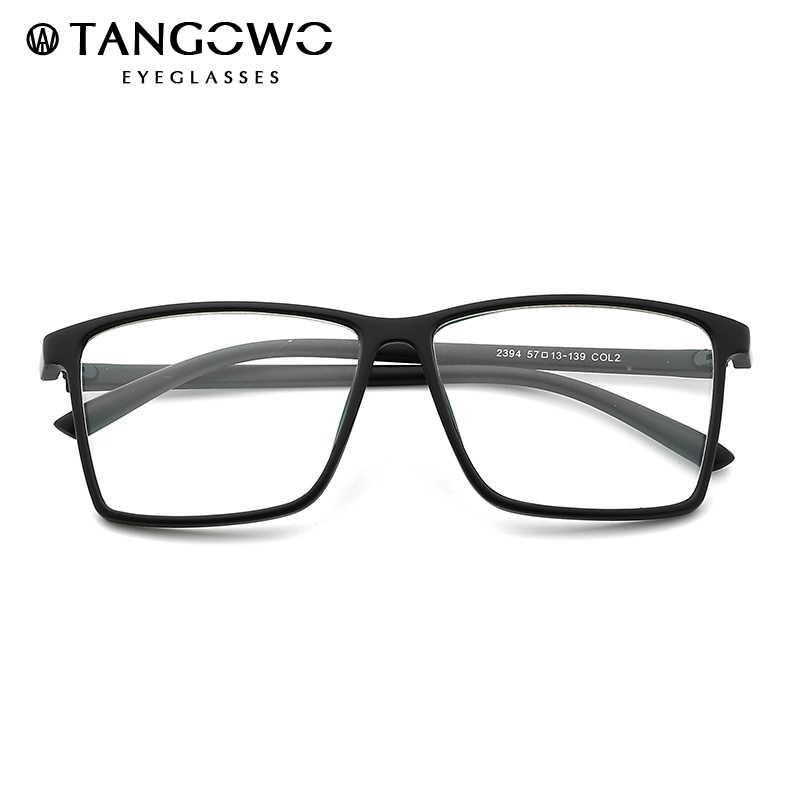 TANGOWO Men Eye Glasses Frames Men Glasses Frame Optical Perscription Eyewear  Mens Spectacles Frame Eyewear for Myopia Chashma|Men's Eyewear Frames| -  AliExpress