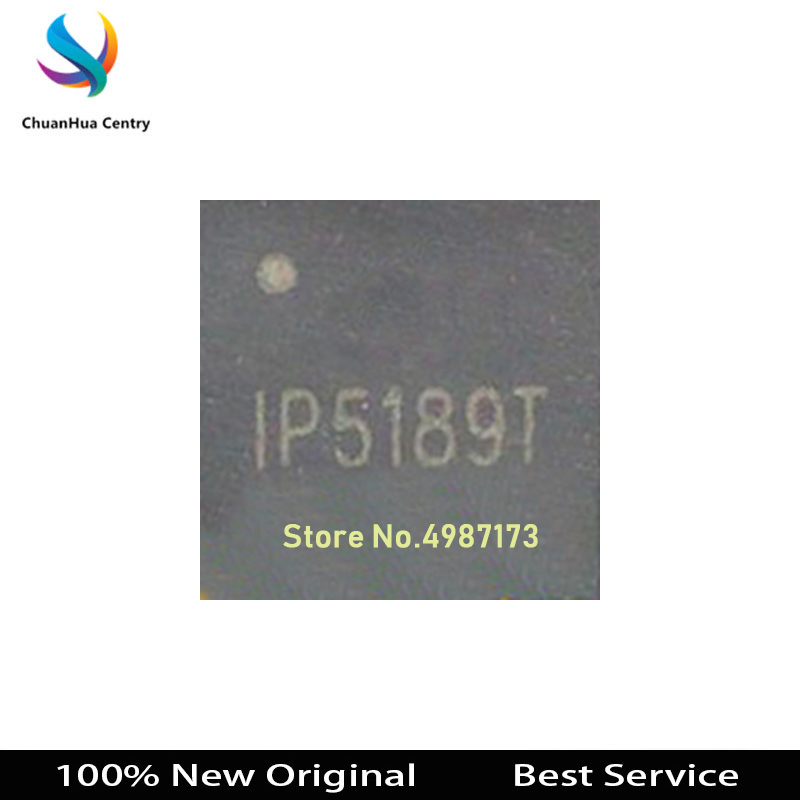 2 Pcs/lot IP5189T 5189T QFN-24 New And Original In Stock