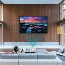 720P светодиодный проектор переносной видеопроектор мультимедийный домашний кинотеатр игровой проектор HDMI VGA USB для ноутбука тв