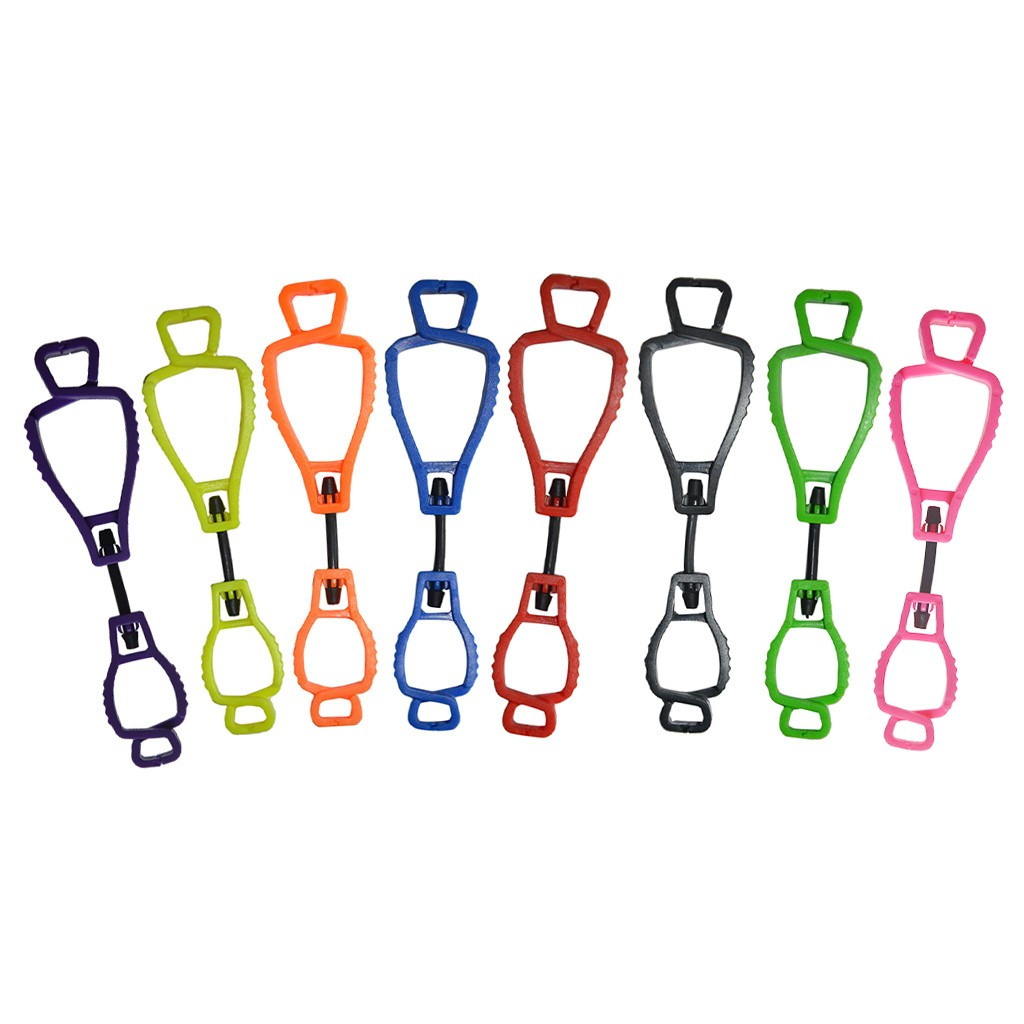 1 Pcs Glove Clip Holder Hanger Guard Labor Work Clamp Grabber Catcher Safety Work Hot Glove Grabber Clip Pants Keeper