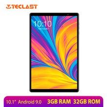 """Teclast P10HD 10,"""" Android 9,0 планшет 1920x1200 SC9863A Восьмиядерный 3 ГБ ОЗУ 32 Гб ПЗУ 4G сеть AI скоростные планшеты ПК двойной Wifi"""