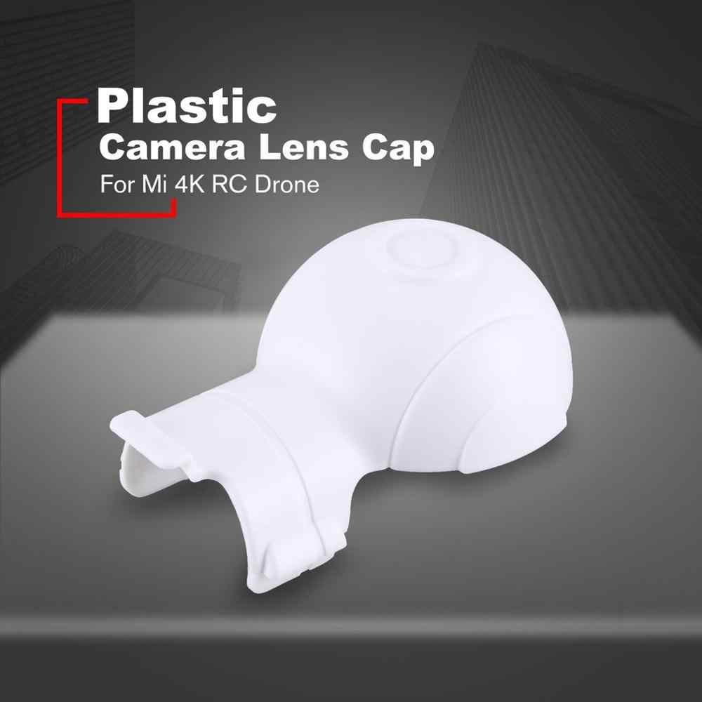 RC Drone Kamera Plastik Pelindung Gimbal Penjaga Penutup Lensa Kamera Case untuk Xiao Mi Mi 4K Drone Quadcopter tahan Lama