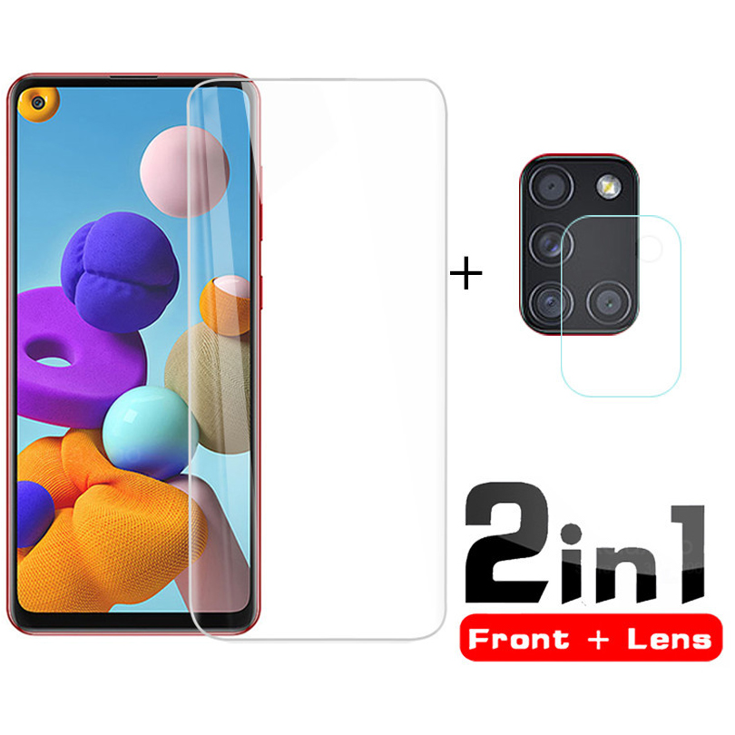 a21s protective glass for samsung Galaxy a21s camera lens screen protector for samsung galax a21 s s