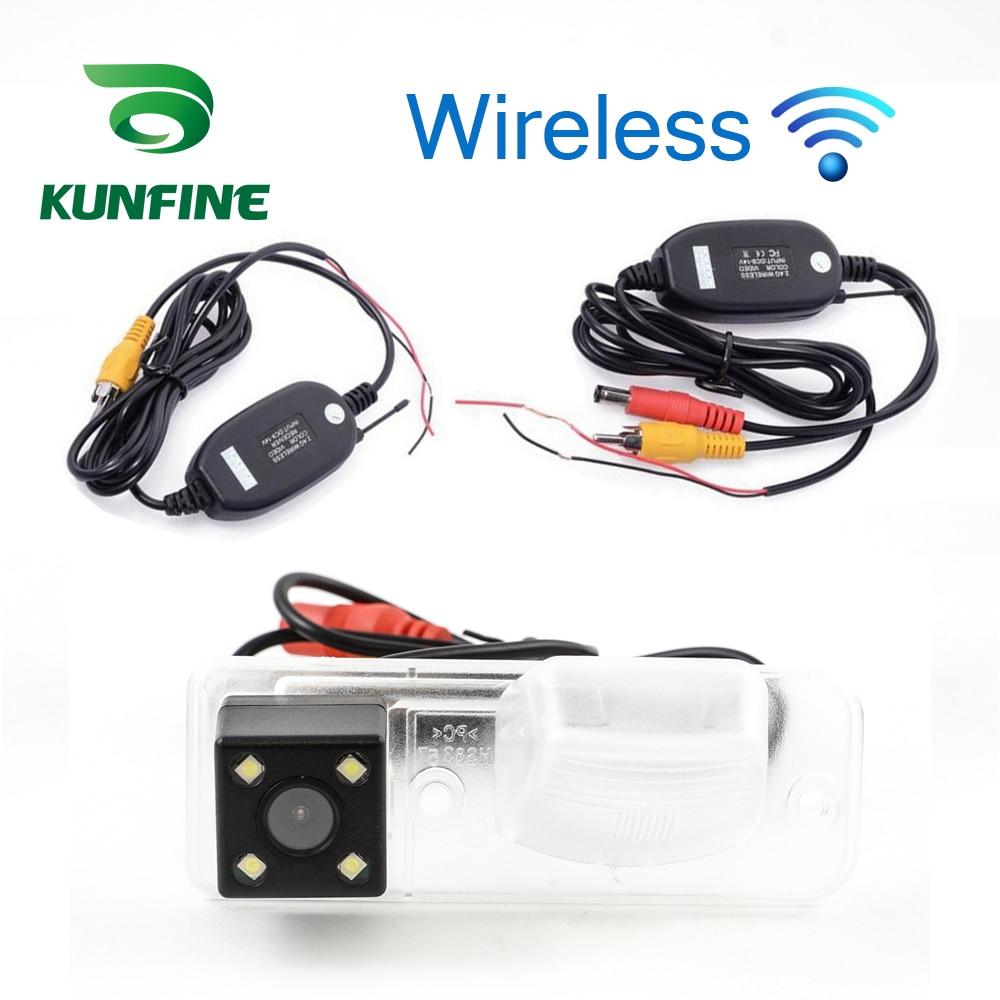 Caméra de Vision nocturne sans fil   CCD Track, Vision arrière de voiture, pour LAND ROVER Freelander2014, caméra d'aide au stationnement, ligne de contrôle, 3