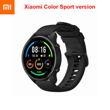 2020 New Xiaomi Smart Watch Color Sports Version Bluetooth Man Women Watches Blood Oxygen Monitor Fitness Tracker mi Smartwatch