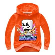 Детская одежда Новинка осени 2020 модный свитер с капюшоном
