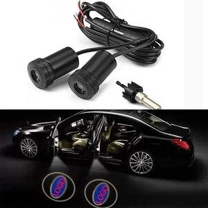 2pcs Led car door light For Ki