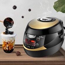 Бизнес с перламутровый чайник коммерческого использования вареный жемчужный молочный чай магазин Sago полностью автоматический перламутровый чайник West рисовая машина умный инсулятор