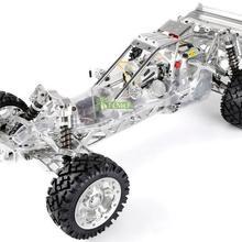 ROFUN 1/5 Rc автомобиль игрушки CNC полностью металлический автомобиль обновленная версия 36CC бензиновый двигатель Внедорожный гоночный грузовик игрушка для Baja 360ss
