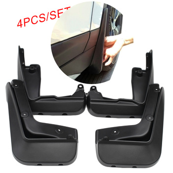 Splash Guard Mudflap Fender Shield Trim Fit For BMW F34 (3 Series GT) 2014 2015 2016 2017 Accessories Wheel Protect Board Cover