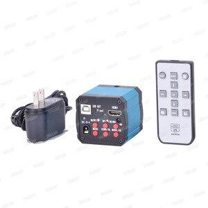 Image 2 - HAYEAR 14MP HDMI 1080P HD usb цифровой промышленный видео инспекционный микроскоп камера